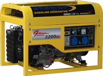 Generator open frame Stager GG 4800