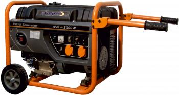 Generator open frame Stager GG 6300W Uz general