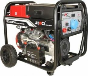 Generator Senci pentru sudura si curent SC-200A Uz general