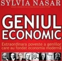 Geniul economic - Sylvia Nasar