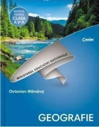 Geografie - Clasa 5 - Manual + CD - Octavian Mandrut