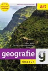 Geografie - Clasa 5 - Manual + CD - Silviu Negut Carmen Camelia Radulescu