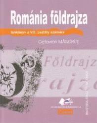 Geografie - Clasa 8 - Manual. Lb. maghiara - Octavian Mandrut