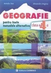 Geografie cls 4 - Natalia Dan Alexandra Negrea