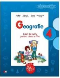 Geografie cls 4 caiet - Virginia Alexe Gabriela Barbulescu