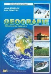 Geografie cls 5 ed.2016 - Jana Ionascu Dan Dumitru