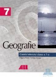 Geografie Cls 7 Caiet - Grigore Posea Iuliana Armas