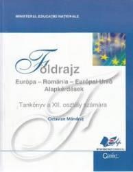 Geografie. Lb. maghiara - Clasa 12 - Manual - Octavian Mandrut