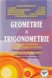 Geometrie si trigonometrie. Exercitii si probleme pentru liceu - Catalin-Petru Nicolescu