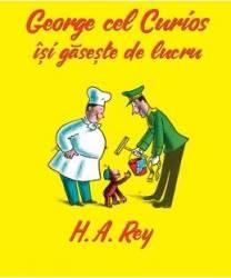 George cel Curios isi gaseste de lucru - H.A. Rey title=George cel Curios isi gaseste de lucru - H.A. Rey