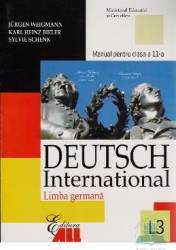 Germana Cls 11 L3 2006 Deutsch International - Jurgen Weigmann Karl Heinz Bieler Sylvie Schenk