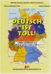 Germana cls 8 L2 ed.2016 - Deutsch ist toll - Simona Antoaneta Trofin title=Germana cls 8 L2 ed.2016 - Deutsch ist toll - Simona Antoaneta Trofin