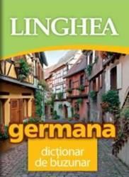 Germana. Dictionar de buzunar Ed.2018