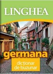 Germana dictionar de buzunar