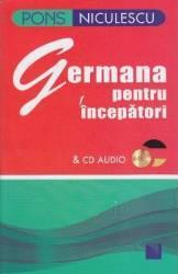 Germana pentru incepatori CD CD audio - Angelika Lundquist-Mog