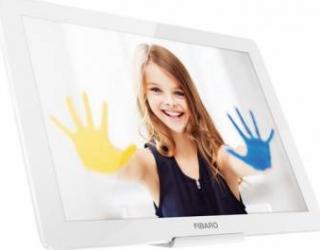 Gesture Control Pad Fibaro Alb Kit Smart Home si senzori