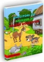 Ghicitori cu animale si pasari domestice - Cercelariu Mihaela