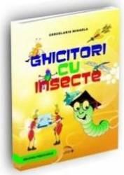 Ghicitori cu insecte - Cercelariu Mihaela