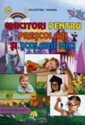 Ghicitori pentru prescolari si scolarii mici - Valentina Tanasa