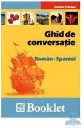 Ghid de conversatie roman-spaniol - Roxana Turcanu