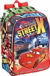 Ghiozdan adaptabil Cars Street Ghiozdane si trolere