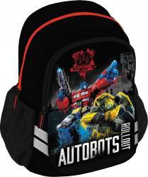 Ghiozdan Ergonomic Transformers Autobots Starpak