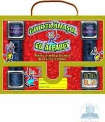 Ghiozdanasul cu alfabet - Mihai Slavescu