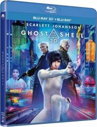Ghost in the shell (3D+2D) BD 3D Filme BluRay 3D