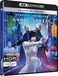 Ghost in the shell steelbook (3D+2D) BD 4K Filme BluRay 3D