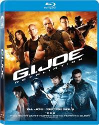 G.I. Joe Retaliation BluRay 2013 Filme BluRay