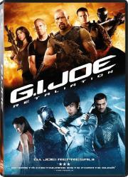 G.I. JOE Retaliation DVD 2013 Filme DVD