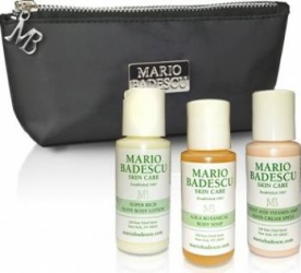 Pachet promo Mario Badescu Gift Pack with Black Beauty Mirror