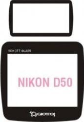 Giottos Professional Glass Optic Screen Protector Nikon D50