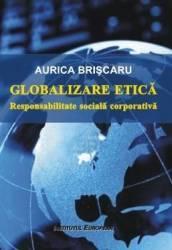 Globalizare etica - Aurica Briscaru