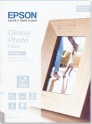 Glossy Photo Paper 13 x 18 Epson 40 Sheets