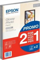 Glossy Photo Paper BOGOF A4 Epson 2 x 20 Sheets