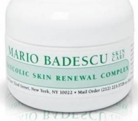 Crema de zi Mario Badescu Glycolic Skin Renewal Complex