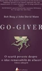 Go-giver - Bob Burg John David Mann Carti