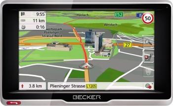 GPS Becker Active50 Europa iGO LMU TMC