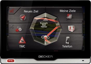 GPS Becker Revo.1 5 Europa Lifetime