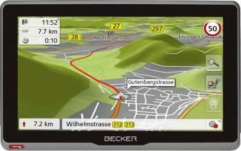 GPS Becker Transit 7sl EU WiFi