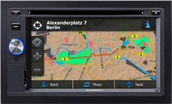 Unitate Multimedia auto Blaupunkt San Diego 530 6.2 inch Player Auto