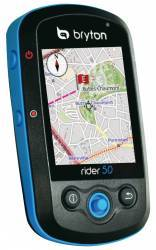 GPS Bryton Rider 50 destinat biciclistilor Harta Full Europe