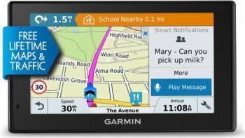 GPS Garmin DriveSmart 50 LMT-D EU Navigatie GPS
