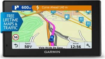 GPS Garmin DriveSmart 51 LMT-D EU Navigatie GPS