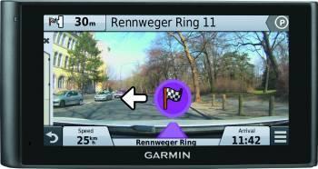 GPS Garmin NuviCam + Camera DVR incorporata + Harta Full Europa