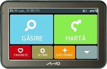 GPS MIO Spirit 7550 EU Life Time