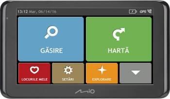 GPS MIO Spirit 8500 LM Navigatie GPS