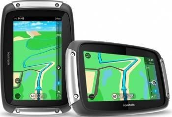 GPS Motocicleta TomTom R400 BLuetooth Waterproof Full Europa