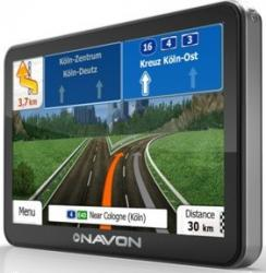 GPS Navon N675 Plus + harta Europa Full Navigatie GPS